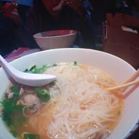 Photo taken at Pho Saigon Noodle & Grill by Lisa C. on 10/8/2014