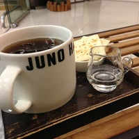 Photo taken at JUNO HAIR 준오헤어 by Hyunho S. on 5/17/2013