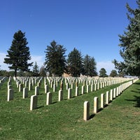 Photo taken at Little Bighorn Battlefield National Monument by Laura C. on 9/4/2015