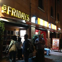 Photo taken at T.G.I. Friday's by Germán A. on 3/6/2013