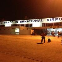 Photo taken at Maurice Bishop International Airport (GND) by KaMaria B. on 6/26/2013