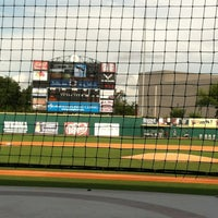Photo taken at Bowling Green Ballpark by Jessie K. on 7/21/2013