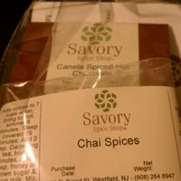 Photo taken at Savory Spice Shop by Christine D. on 10/19/2012