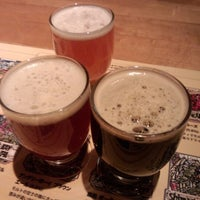 Photo taken at Nakameguro Taproom by Strawberry on 12/24/2012