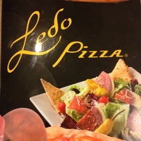 Photo taken at Ledo Pizza by Wahid M. on 1/6/2013