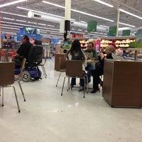 Photo taken at Walmart Supercenter by Eddie L. on 3/12/2013
