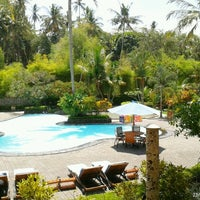 Photo taken at The Jayakarta Yogyakarta Hotel by Tommy J. on 10/23/2012