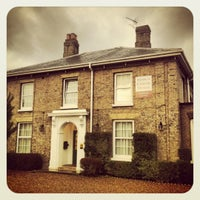 Photo taken at Wensum Guest House Norwich by Filippo P. on 12/10/2012