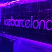 Photo taken at Icebarcelona by Lourrany B. on 3/16/2013