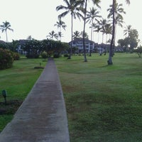 Photo taken at The Villas at Poipu Kai by Jonathan J. on 10/10/2012