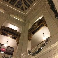 Photo taken at David Whitney Building by Traverse 3. on 12/18/2015