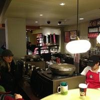 Photo taken at Starbucks by ZhmotNik on 12/22/2012