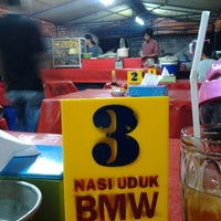 Photo taken at Nasi Uduk BMW by Tyan M. on 1/16/2013