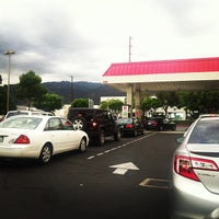Photo taken at Costco Gasoline by Hemang on 10/21/2012