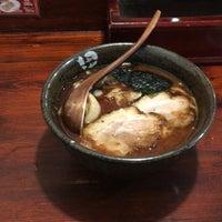 Photo taken at 麺処 田ぶし by 迷 考. on 7/5/2016