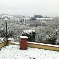 Photo taken at Vigneti del Chianti Classico by Simone B. on 2/23/2013