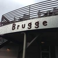 Photo taken at Brugge Brasserie by Charlie K. on 5/23/2013