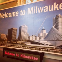 Photo taken at General Mitchell International Airport (MKE) by dude4real on 10/6/2012