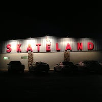 Photo taken at Red Bird Skateland by Jenni L. on 12/3/2012