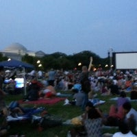 Photo taken at Screen on the Green by Joshua L. on 8/5/2014