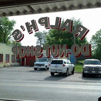 Photo taken at Ralph's Donuts by Jessica M. on 5/1/2013