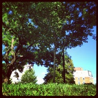 Photo taken at Kalorama Recreation Center & Park by Chad D. on 5/25/2013