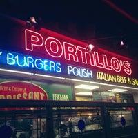 Photo taken at Portillo's by Djundi K. on 12/9/2012