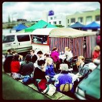 Photo taken at Dunedin Saturday Farmer's Market by Sophie L. on 11/16/2012