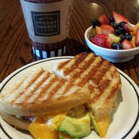 Photo taken at Corner Bakery Cafe by Mike M. on 1/18/2015
