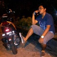 Photo taken at Taman Kota Wonosari by Arie F. on 11/10/2013