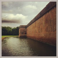 Photo taken at Fort Pulaski by Paddy 🐺🐺 on 7/1/2013