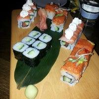 Photo taken at Nobori Japanese Restaurant by Olia on 1/25/2013