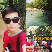 Photo taken at Aonang Garden Villa Krabi by Warocha S. on 4/13/2014