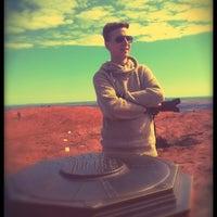 Photo taken at Uluru by Matthias B. on 7/10/2013