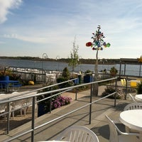 Photo taken at The Loading Dock Bar and Grill by Lorna W. on 11/2/2012