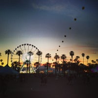 Photo taken at Coachella Valley Music and Arts Festival by Sophia K. on 4/14/2013