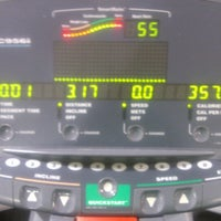 Photo taken at 24 Hour Fitness by Tim B. on 12/30/2012