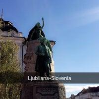 Photo taken at Ljubljana by Barış Ş. on 10/6/2016