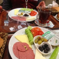 Photo taken at Big Simit by Tolga E. on 4/6/2013