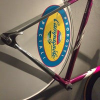 Photo taken at Iridemodena Hub Store by Fabrizio C. on 12/9/2012