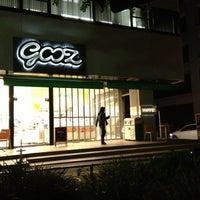 Photo taken at gooz いちょう並木通り店 by hikaru m. on 11/25/2012