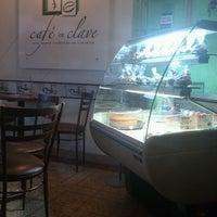 Photo taken at Café En Clave by Nasho V. on 2/10/2013
