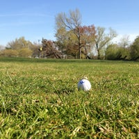 Photo taken at Flushing Meadows Pitch & Putt by Fanny M. on 4/26/2013