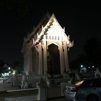 Photo taken at Wat Chonprathan Rangsarit by Sorawit L. on 1/30/2016