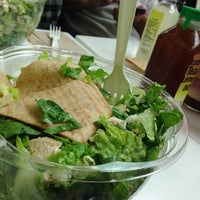 Photo taken at Chop't Creative Salad Company by Mike W. on 2/16/2013