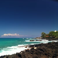Photo taken at Makena State Park by Maui Hawaii on 2/5/2014
