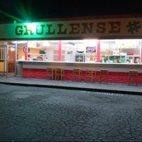 Photo taken at Tacos El Grullense #1 by Minh N. on 9/27/2012