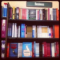 Photo taken at Barnes & Noble by Dave K. on 11/25/2012