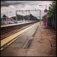 Photo taken at West Horndon Railway Station (WHR) by Roman C. on 6/14/2013