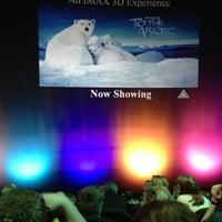 Photo taken at Cineworld IMAX by ZagT W. on 5/18/2013